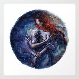 Tamaryn Art Print