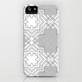 Pattern 1 iPhone Case