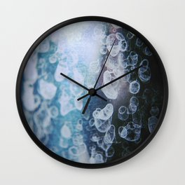 Little Black Kettle Wall Clock