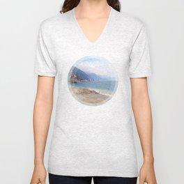 Beach Vibes Unisex V-Neck