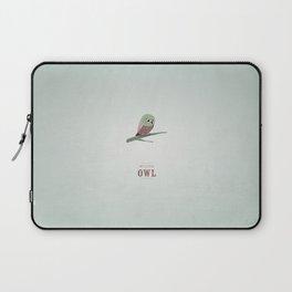 My little Owl Laptop Sleeve