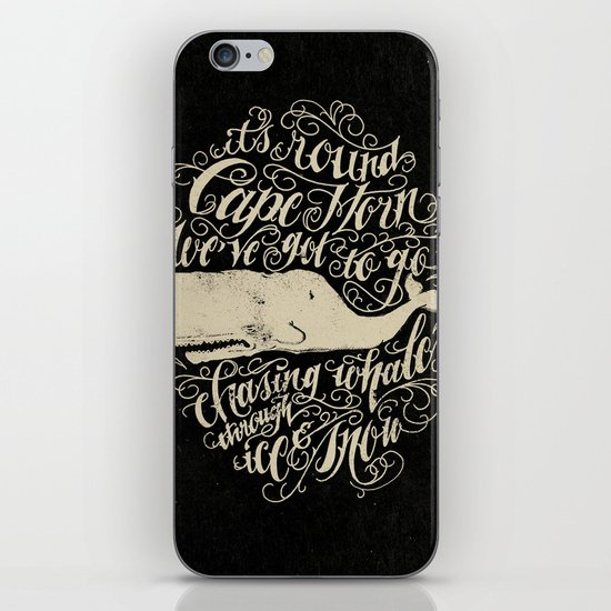 Cape Horn iPhone Skin