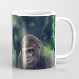 ThunderStorm Gorilla by GEN Z Coffee Mug