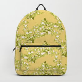 Roses pattern 1d Backpack