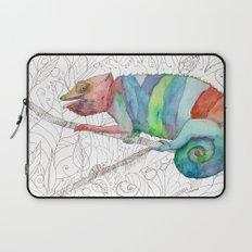 Chameleon Fail Laptop Sleeve