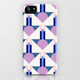 Art Deco pattern II iPhone Case