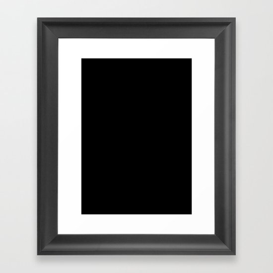 Alice II Framed Art Print