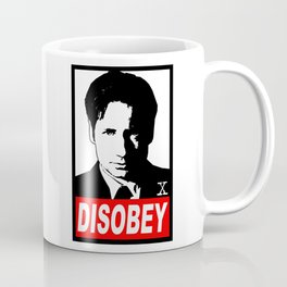 Disobey Mulder Coffee Mug