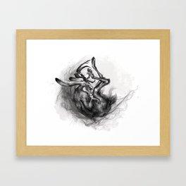 Inlé Framed Art Print