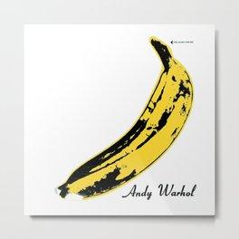 The Velvet Underground & Nico Metal Print