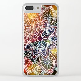 Glimmer of Hope Clear iPhone Case
