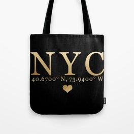 NYC Love Tote Bag