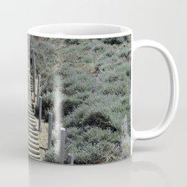 Carol Highsmith - Steps in the Sand Coffee Mug