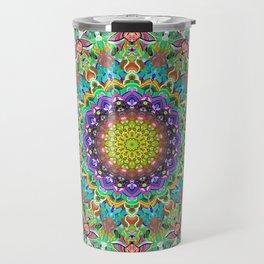 RAINBOW MANDALA Travel Mug