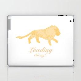 Leading - Oh my! Laptop & iPad Skin