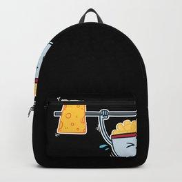 Macaroni Lifting Cheese - Gift Backpack