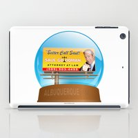 better call saul iPad Cases featuring Better Call Saul! by tuditees