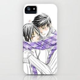 Magnus & Alec iPhone Case
