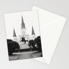 Heart and Soul of New Orleans Stationery Cards
