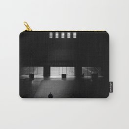 black white photo Carry-All Pouch