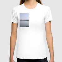 lake T-shirts featuring Lake  by Hichamus Curator
