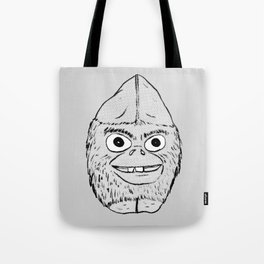 Ernest Borgnine Coconut (Black and White) Tote Bag