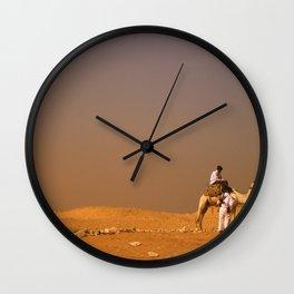Crimewatch Wall Clock