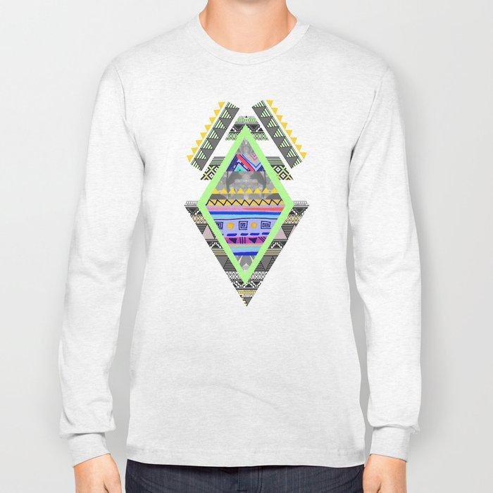 CELADON & HANSA YELLOW Long Sleeve T-shirt