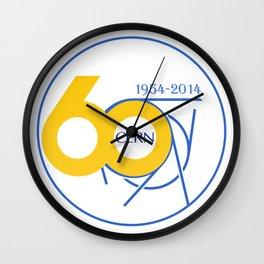 CERN @ 60 Wall Clock