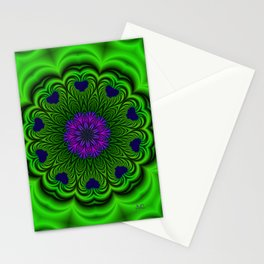 Queen of Heart Kalaeidoscope Stationery Cards