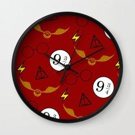 Retro HP Wall Clock
