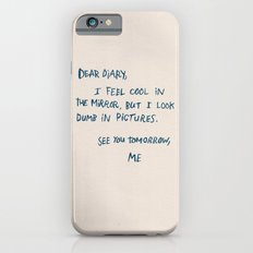 Dear Diary iPhone 6s Slim Case