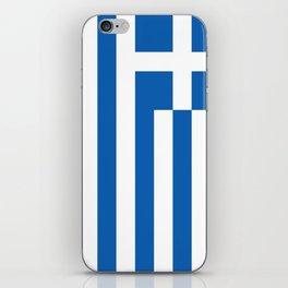 Flag of Greece iPhone Skin
