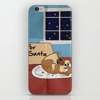 hamster iPhone & iPod Skins featuring Hamster Cookies by ne11amae