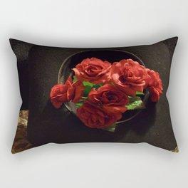 Cowboy Valentine Rectangular Pillow