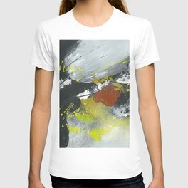 Colours of my mind by Australian Artist Vidy Potdar T-shirt