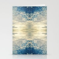 fractal Stationery Cards featuring Fractal by GBret