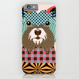 Cairn Terrier iPhone Case