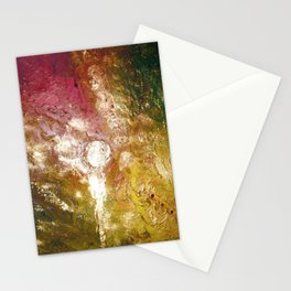 Praise The Lord! It's Raining Trossels From Heaven! Stationery Cards