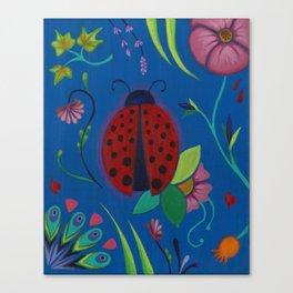 Catalina Love Canvas Print