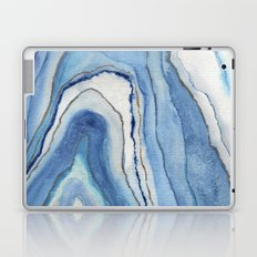 AGATE Inspired Watercolor Abstract 02 Laptop & iPad Skin