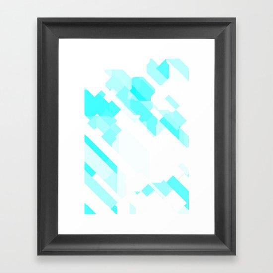 Colder Framed Art Print