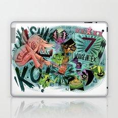 Scott Pilgrim, Fan Art Laptop & iPad Skin