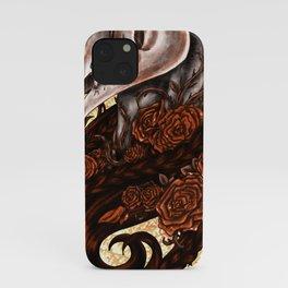Saturnine iPhone Case