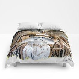 Pekingese Dog Love Dogs Comforters