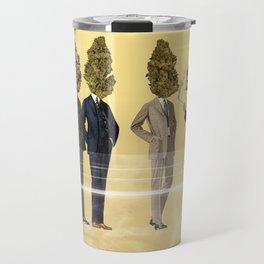 Gentlemen's Smoking Club Travel Mug