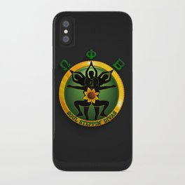 OPB Soul Steppin' Divas Logo iPhone Case