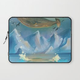 Flying Narwhals Laptop Sleeve