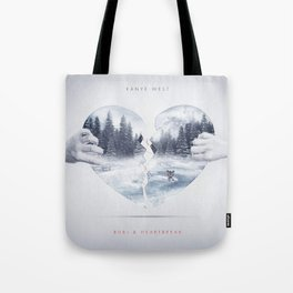 808s & Heartbreak ft. Dropout Bear Tote Bag