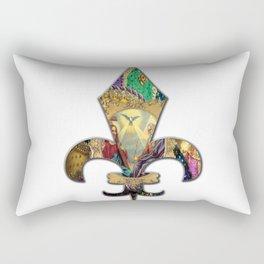 Fat Tuesday Rectangular Pillow